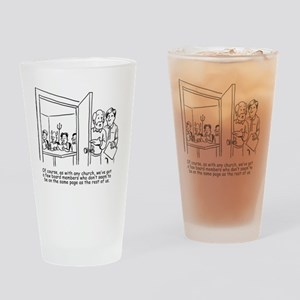 10CardCover Drinking Glass