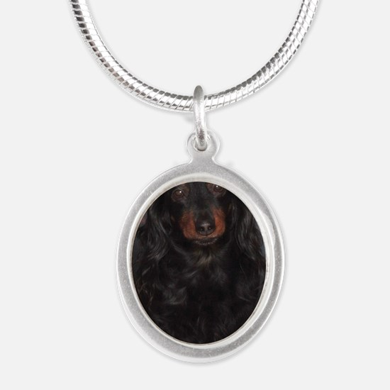 IMG_7682 Magnet Lighter Silver Oval Necklace