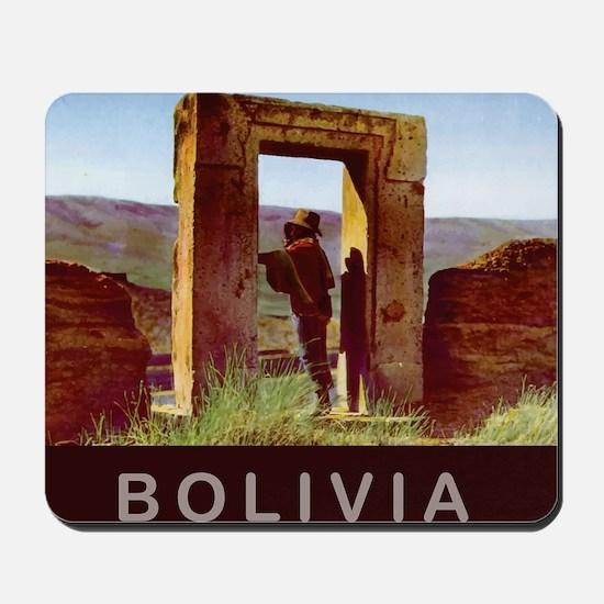 Bolivia9 Mousepad