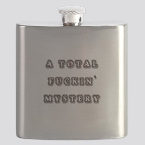 A total fuckin mystery Flask