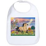 Cloud Star & Buckskin horse Bib
