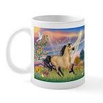 Cloud Star & Buckskin horse Mug