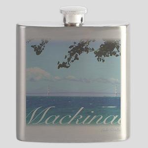 mackinac Flask