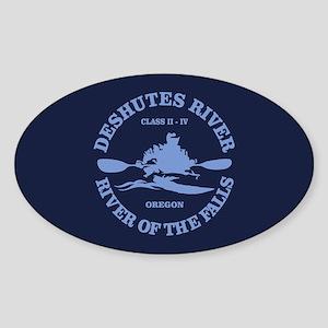 Deschutes River Sticker