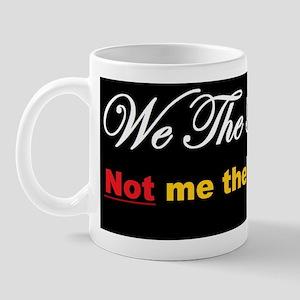 aaaaaaaawethepeopleds Mug