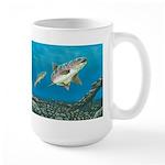 Turning to Strike: Large Mug