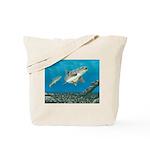 Turning to Strike: Tote Bag