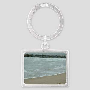 jetty Landscape Keychain