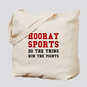 Hooray Sports Tote Bag