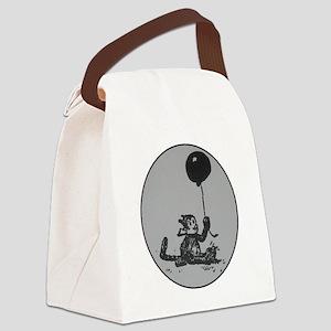Krazy Kat 1 Canvas Lunch Bag