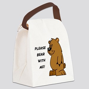 bear_with_me Canvas Lunch Bag