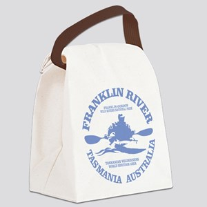 Franklin River Canvas Lunch Bag