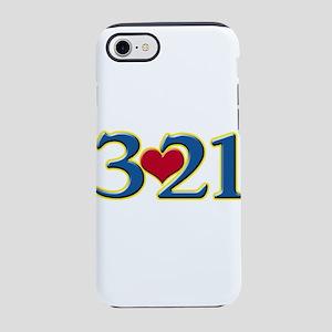 321 Down Syndrome Awareness Da iPhone 7 Tough Case