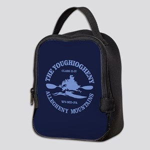 Youghiogheny River Neoprene Lunch Bag