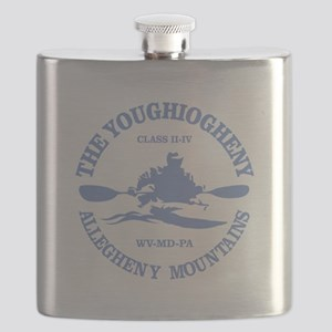 Youghiogheny River Flask