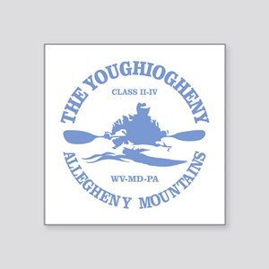 Youghiogheny River Sticker