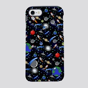 Kids Galaxy Universe Illustrat iPhone 7 Tough Case