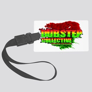 DUBSTEPCOLLCTIVE Large Luggage Tag