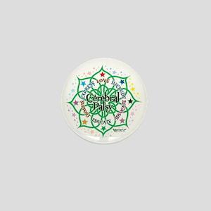 Cerebral-Palsy-Lotus Mini Button