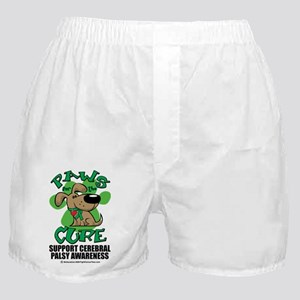 Paws-for-the-Cure-Cerebral-Palsy-2 Boxer Shorts
