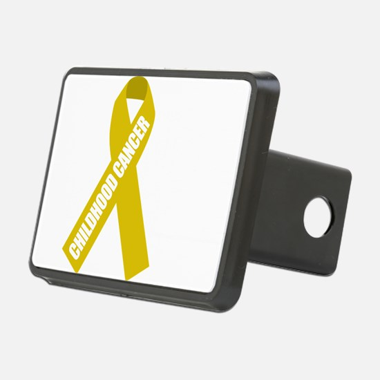 Childhood-Cancer-Hope-blk Hitch Cover