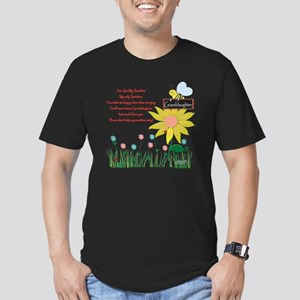 You Are My Sunshine Gr Men's Fitted T-Shirt (dark)