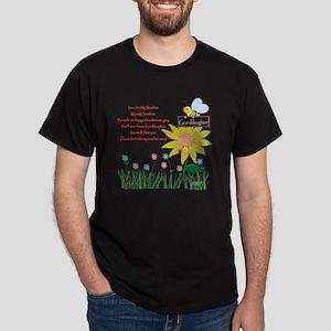 You Are My Sunshine Grandaughter Dark T-Shirt