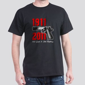 1911 pistol Dark T-Shirt