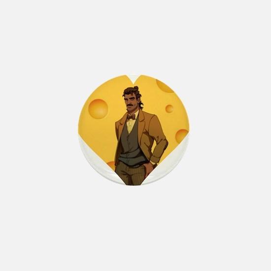 Dream Daddy: Hugo Vega Mini Button