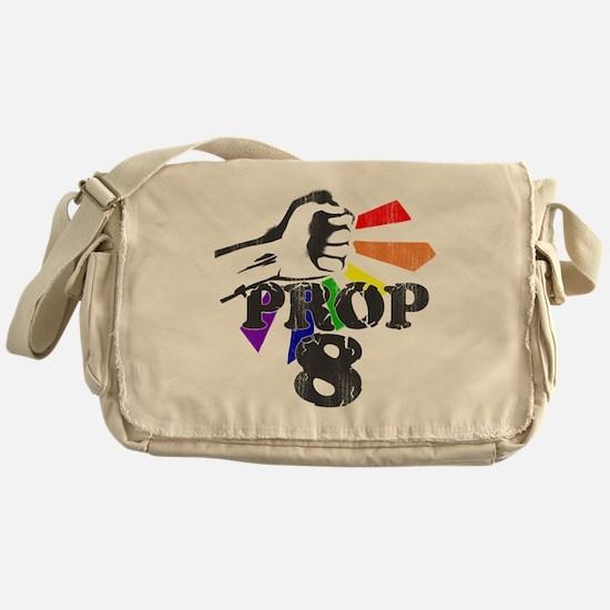 smash prop 8 Messenger Bag
