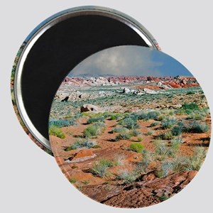 Mojave Desert, Valley of Fire, Poster Magnet