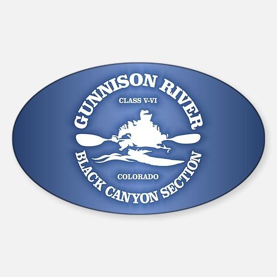 Gunnison River Decal