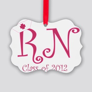 rn-class of 2012 Picture Ornament