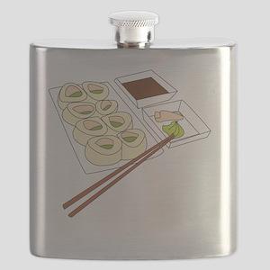 sushi Flask