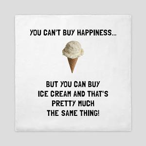 Ice Cream Queen Duvet
