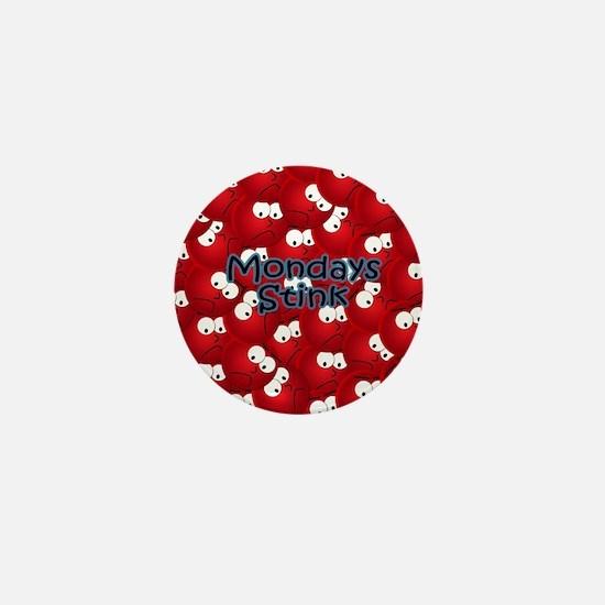 mousecrazy Mini Button