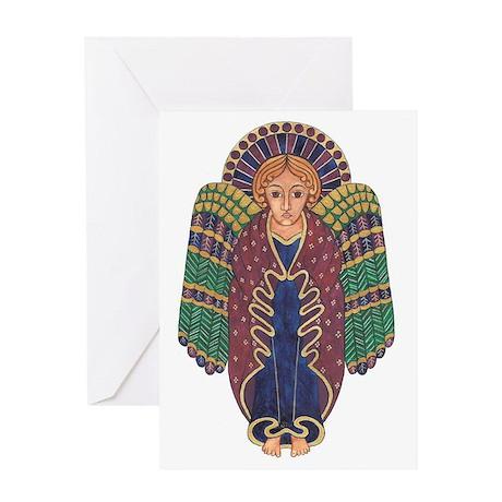 Celtic Angel Greeting Card