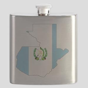 2-Guatemala_mapflag Flask