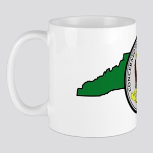CBA2outine color with white background Mug