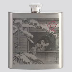 CHINESE LOVE SQUARE Flask