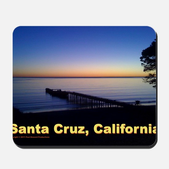 Sunset-At-Seacliff-Beach-DONE-5 Mousepad