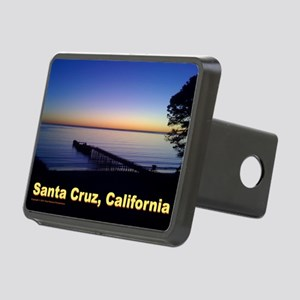 Sunset-At-Seacliff-Beach-D Rectangular Hitch Cover