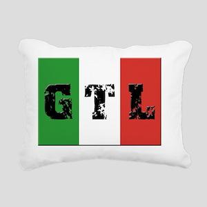 GTL Rectangular Canvas Pillow