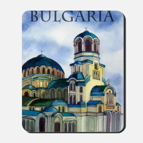 bulgaria4 Mousepad