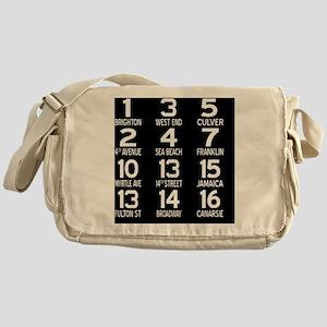 3-Slide1 Messenger Bag