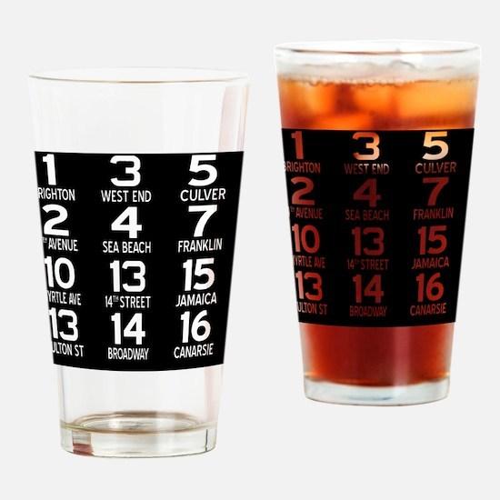 3-Slide1 Drinking Glass