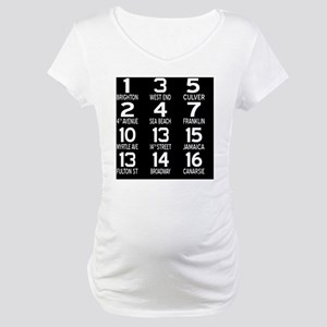 3-Slide1 Maternity T-Shirt