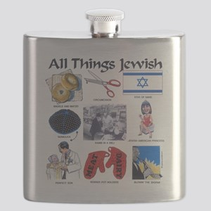 All thing Jewish Flask