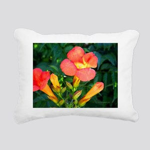 HumBFlwNCCP8 Rectangular Canvas Pillow
