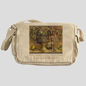 ChardSymp_Shirt_border_Cafe Messenger Bag
